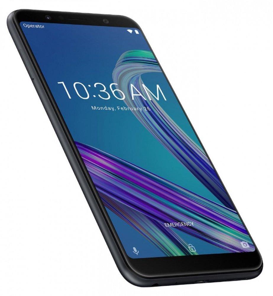 Смартфон Asus ZenFone Max Pro (M1) (ZB602KL-4A151WW) DS Black фото 2