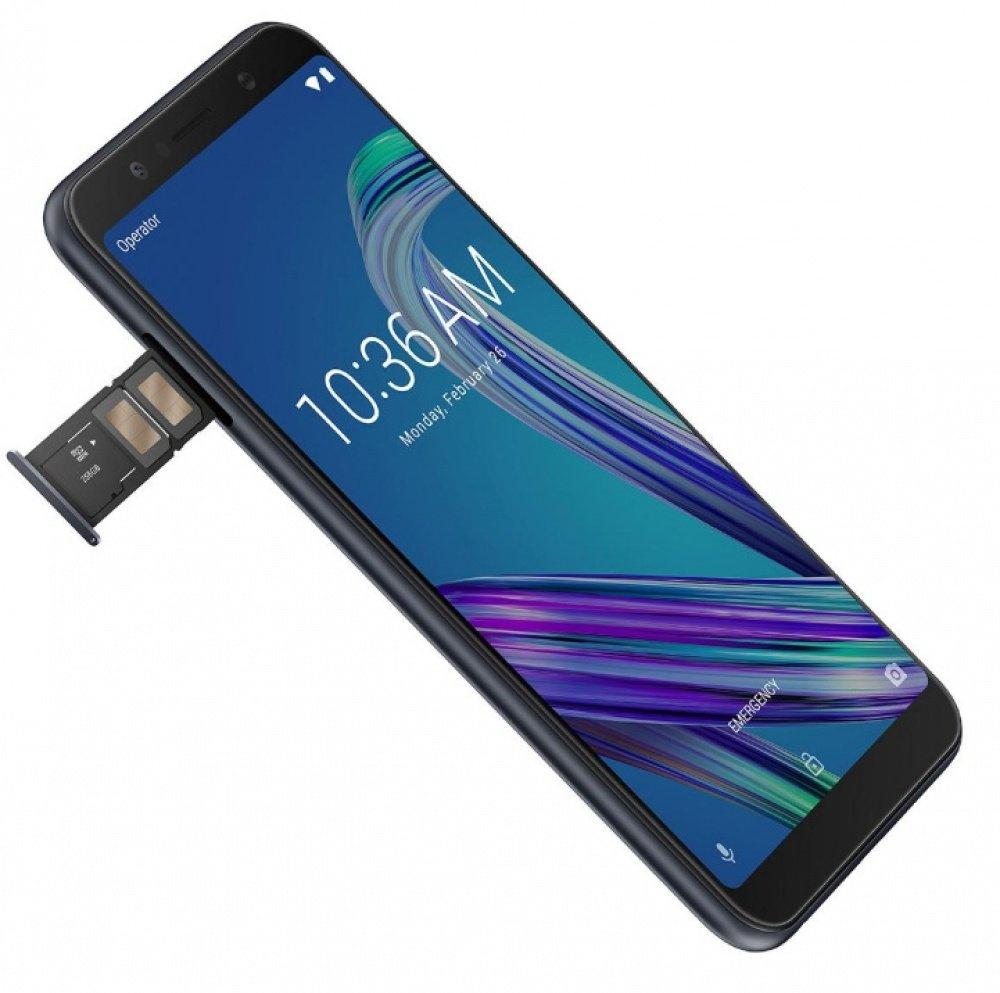 Смартфон Asus ZenFone Max Pro (M1) (ZB602KL-4A151WW) DS Black фото 3