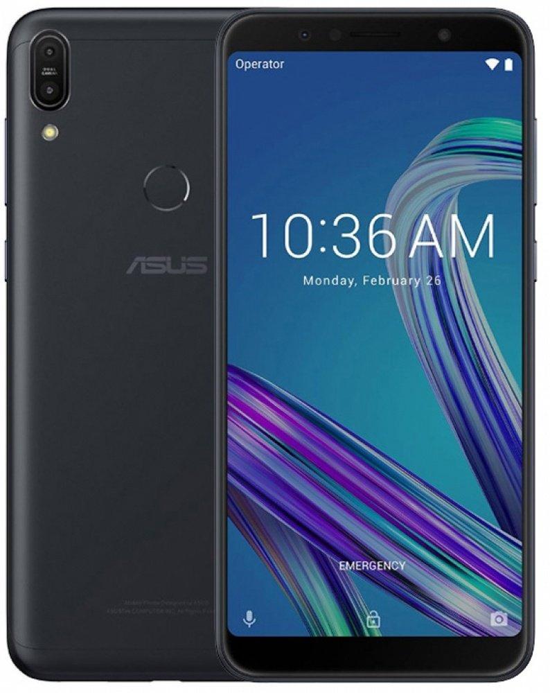 Смартфон Asus ZenFone Max Pro (M1) (ZB602KL-4A151WW) DS Black фото 4