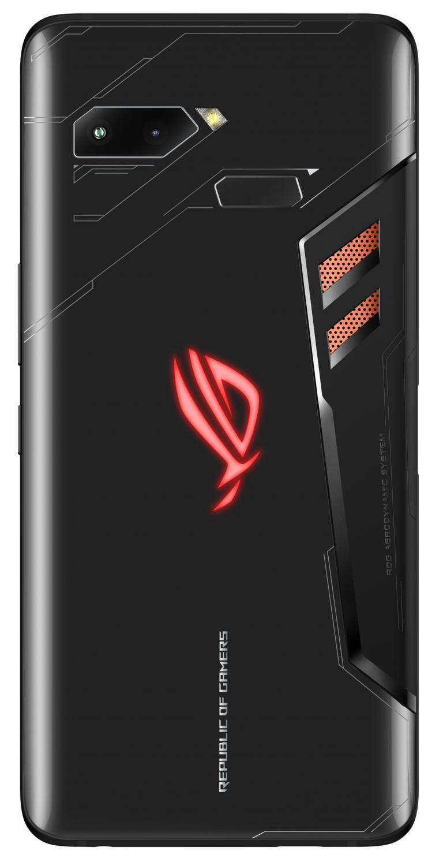 Смартфон Asus ROG Phone (ZS600KL-1A032EU) DS Black фото 4