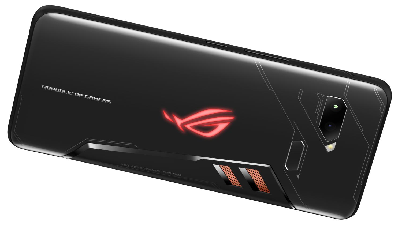 Смартфон Asus ROG Phone (ZS600KL-1A032EU) DS Black фото 9