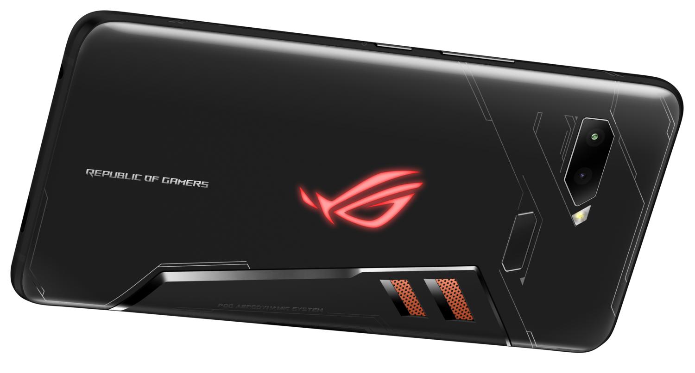 Смартфон Asus ROG Phone (ZS600KL-1A032EU) DS Black фото 10