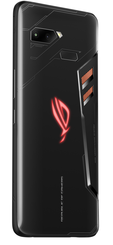 Смартфон Asus ROG Phone (ZS600KL-1A032EU) DS Black фото 6