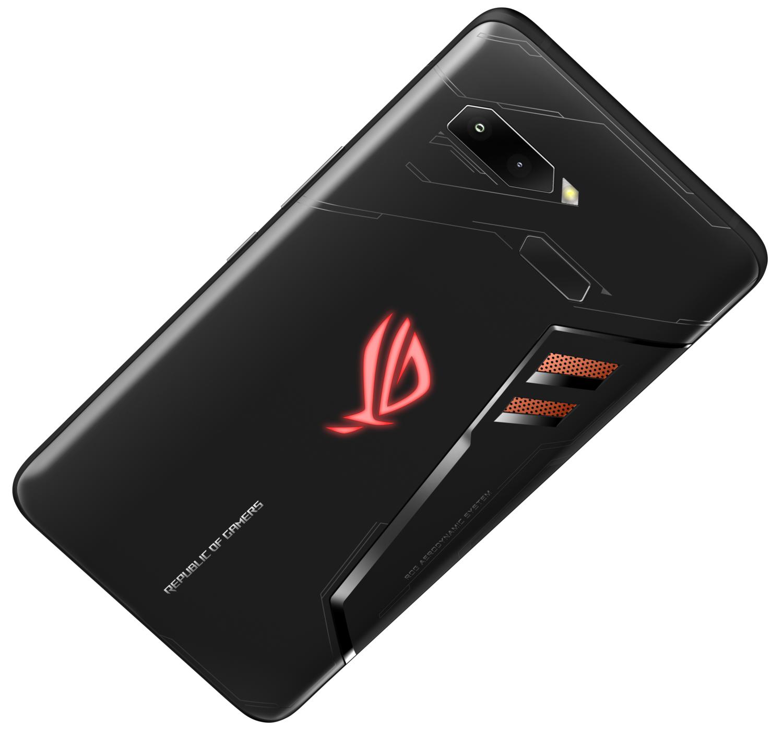 Смартфон Asus ROG Phone (ZS600KL-1A032EU) DS Black фото 11