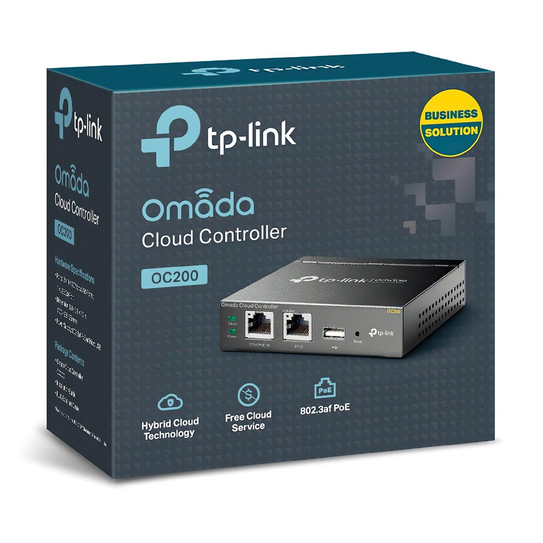 Хмарний контролер TP-Link Omada OC200 фото