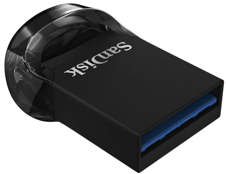 Накопичувач USB 3.1 SANDISK Ultra Fit 256GB (SDCZ430-256G-G46) фото3