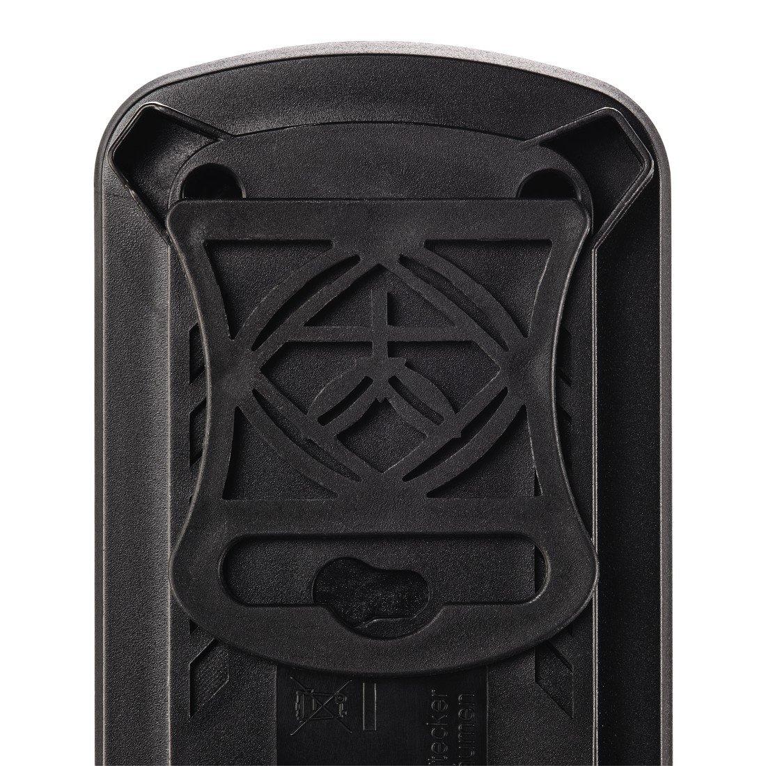 Удлинитель НАМА на 3 розетки, с выключателем, 1,5 м, черный фото 6