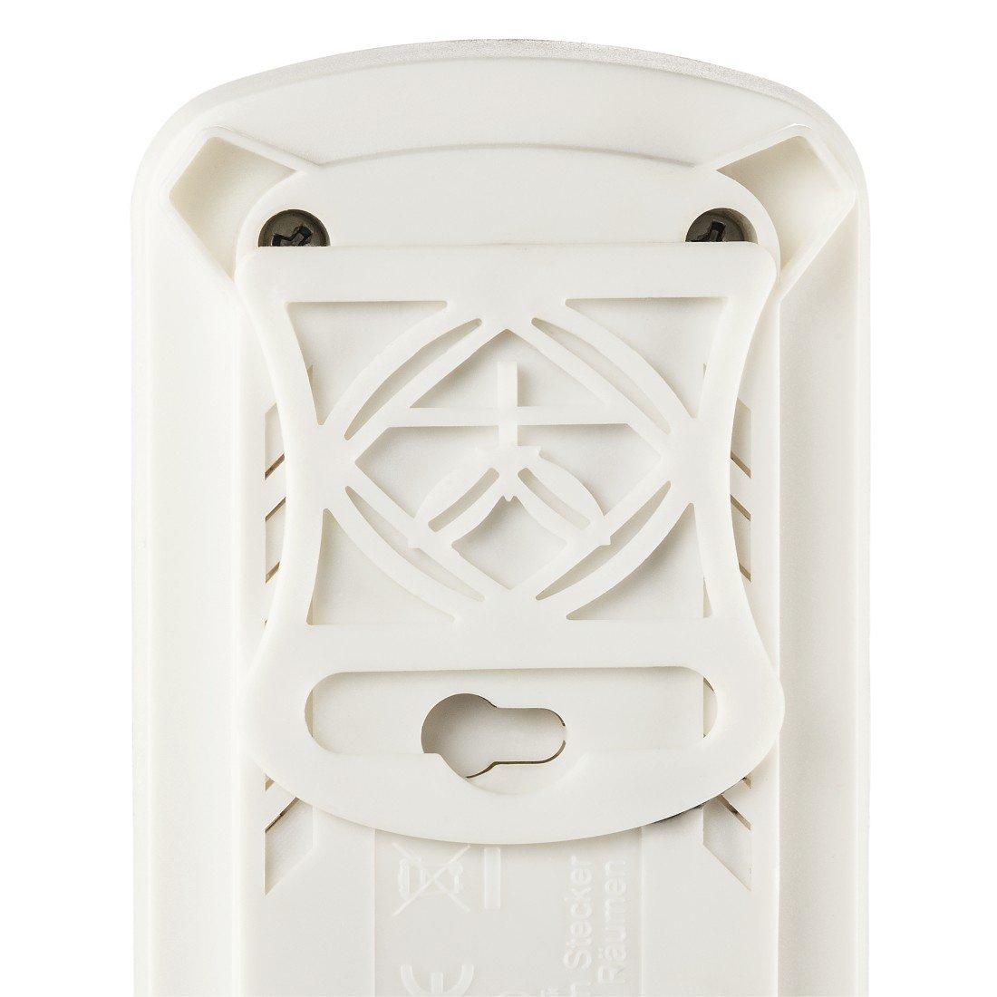 Удлинитель НАМА на 6 розеток, с выключателем, 1,5 м, белый фото 6