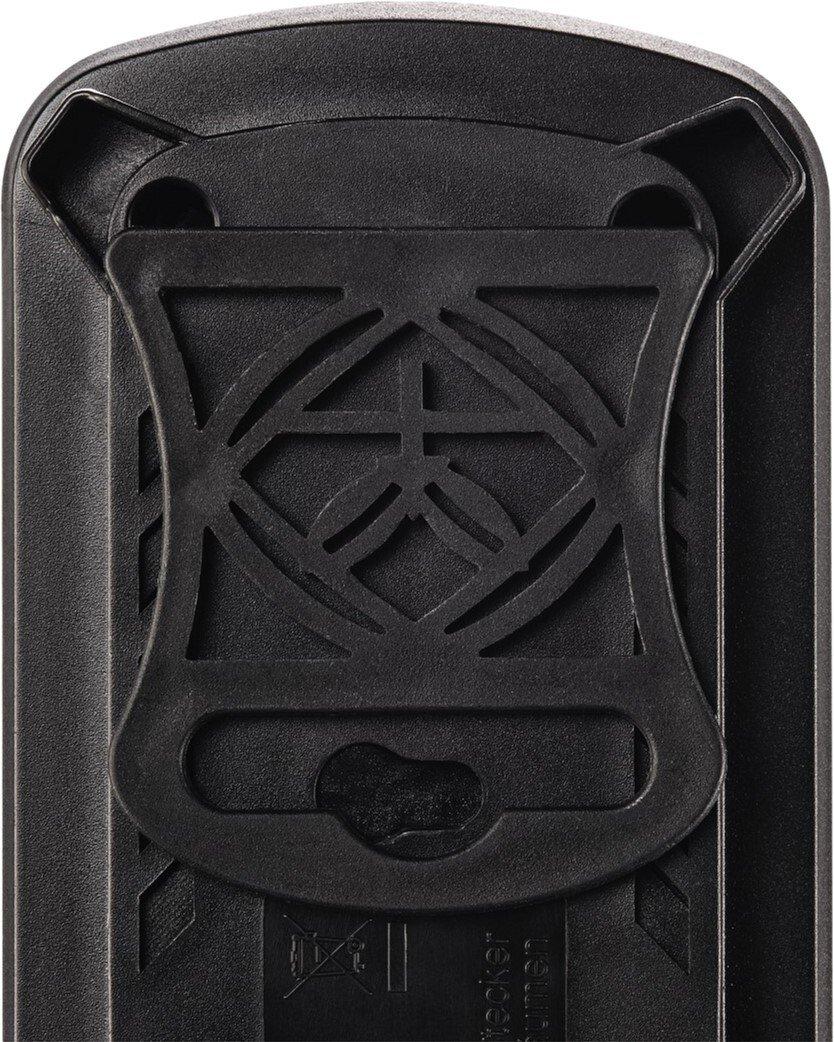 Удлинитель НАМА на 6 розеток, с выключателем, 1,5 м, черный фото 5
