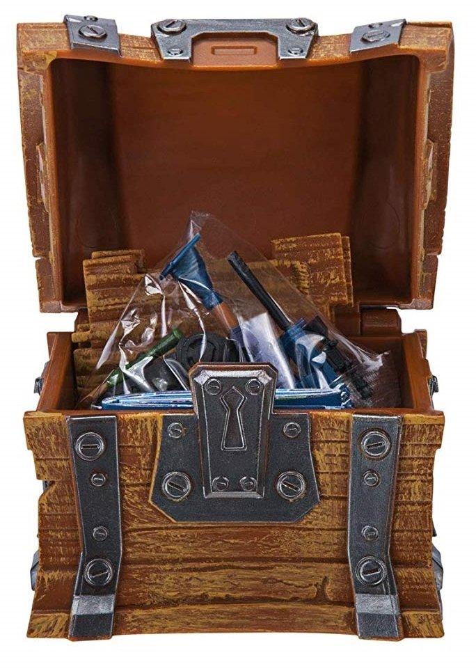 Ігрова колекційна фігурка Fortnite Loot Chest, скриня аксесуарів (FNT0001) фото