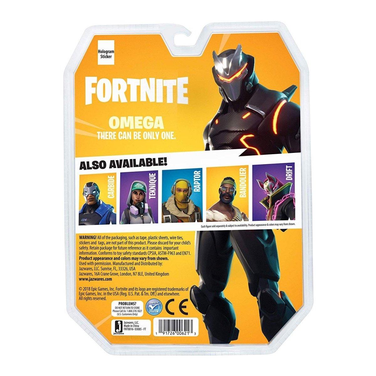 Игровая коллекционная фигурка Fortnite Omega (FNT0016) фото