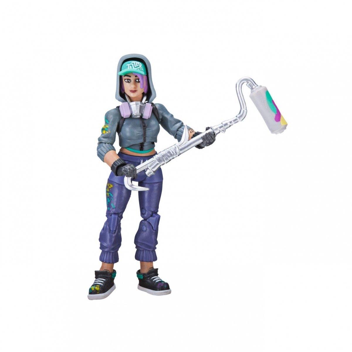 Игровая коллекционная фигурка Fortnite Solo Mode Teknique (FNT0015) фото