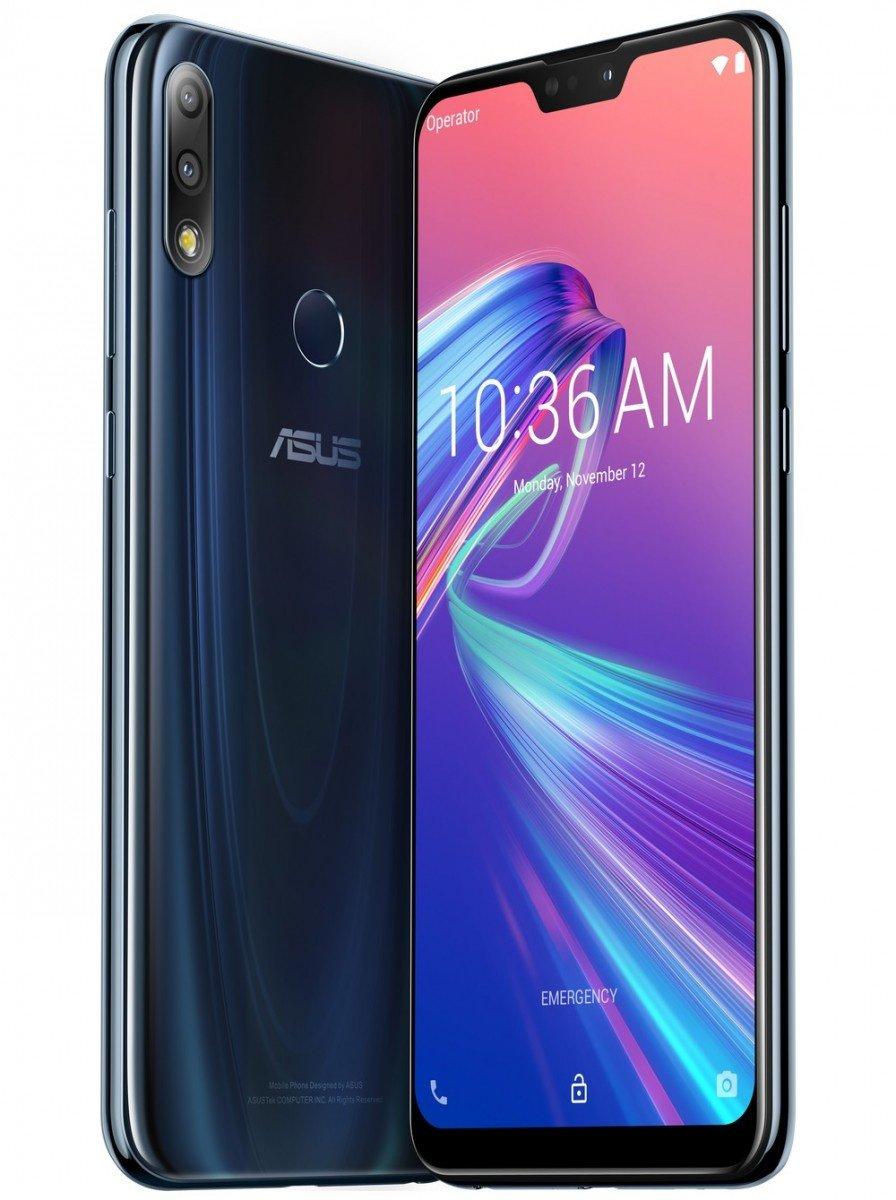 Смартфон Asus ZenFone Max Pro (M2) 6/64G (ZB631KL-4D067EU) Midnight Blue фото 2