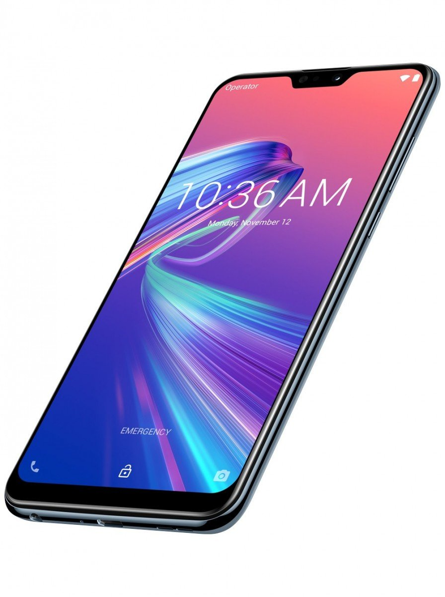 Смартфон Asus ZenFone Max Pro (M2) 6/64G (ZB631KL-4D067EU) Midnight Blue фото 3
