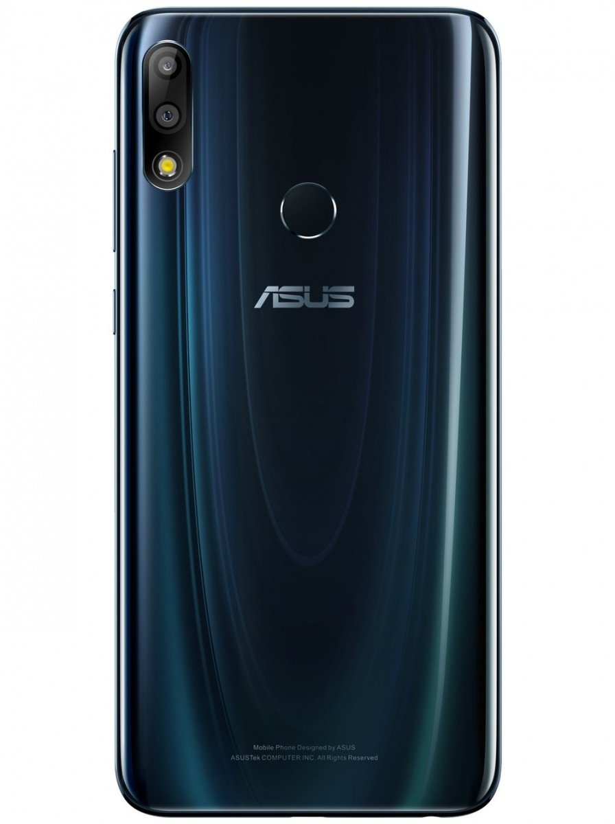 Смартфон Asus ZenFone Max Pro (M2) 6/64G (ZB631KL-4D067EU) Midnight Blue фото 4
