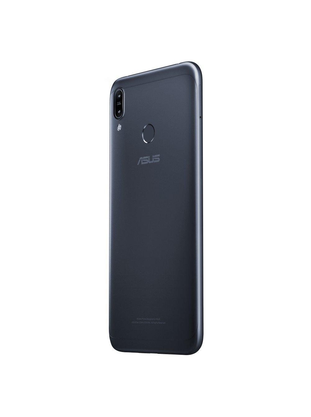 Смартфон Asus ZenFone Max (M2) 4/32G (ZB633KL-4A070EU) Black фото 12