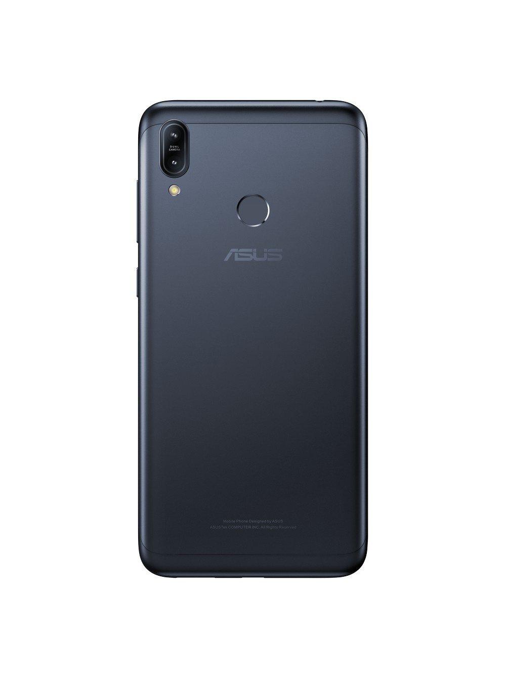 Смартфон Asus ZenFone Max (M2) 4/32G (ZB633KL-4A070EU) Black фото 11