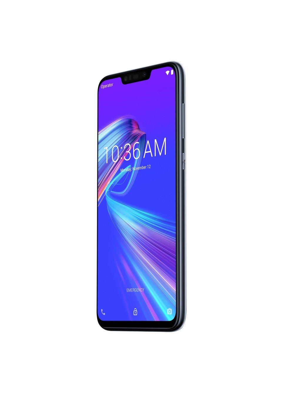 Смартфон Asus ZenFone Max (M2) 4/32G (ZB633KL-4A070EU) Black фото 6