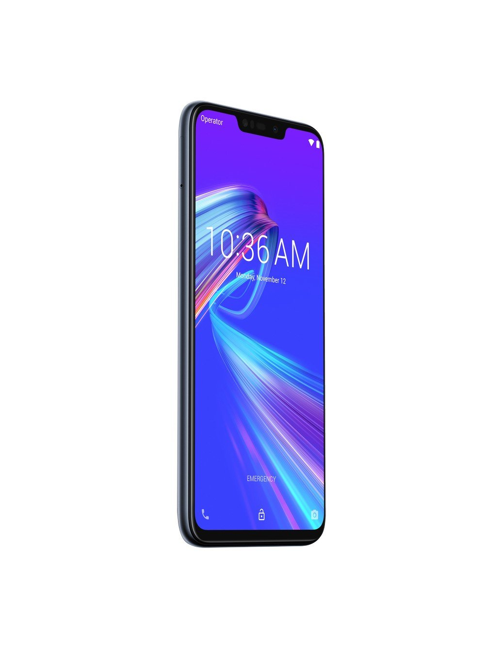 Смартфон Asus ZenFone Max (M2) 4/32G (ZB633KL-4A070EU) Black фото 2