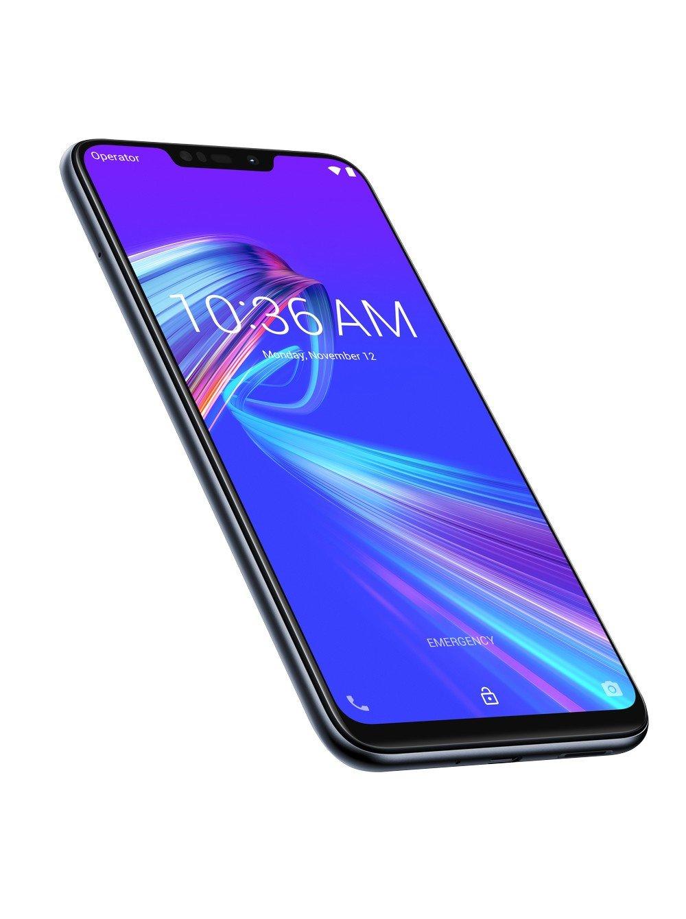 Смартфон Asus ZenFone Max (M2) 4/32G (ZB633KL-4A070EU) Black фото 3
