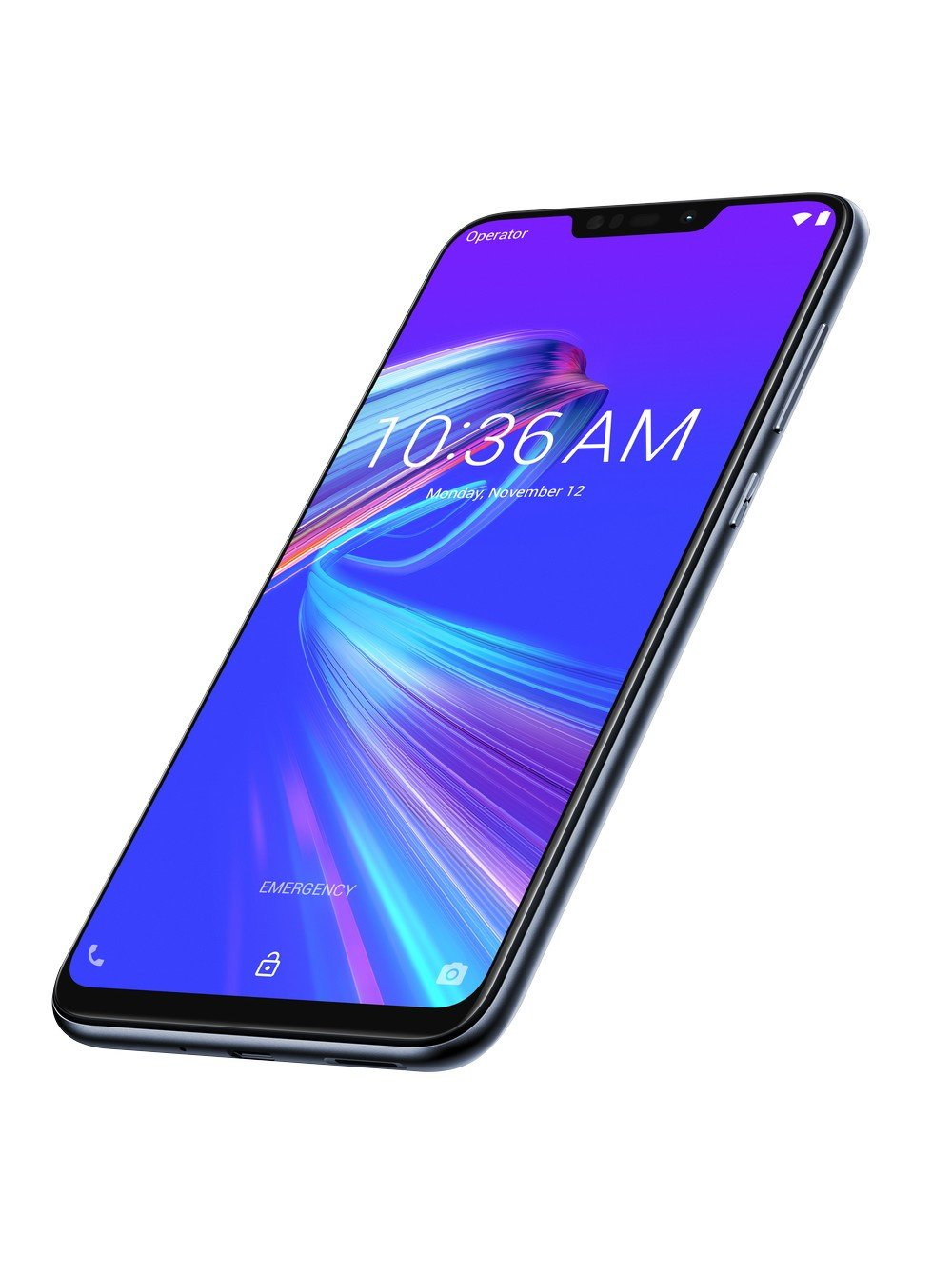 Смартфон Asus ZenFone Max (M2) 4/32G (ZB633KL-4A070EU) Black фото 5