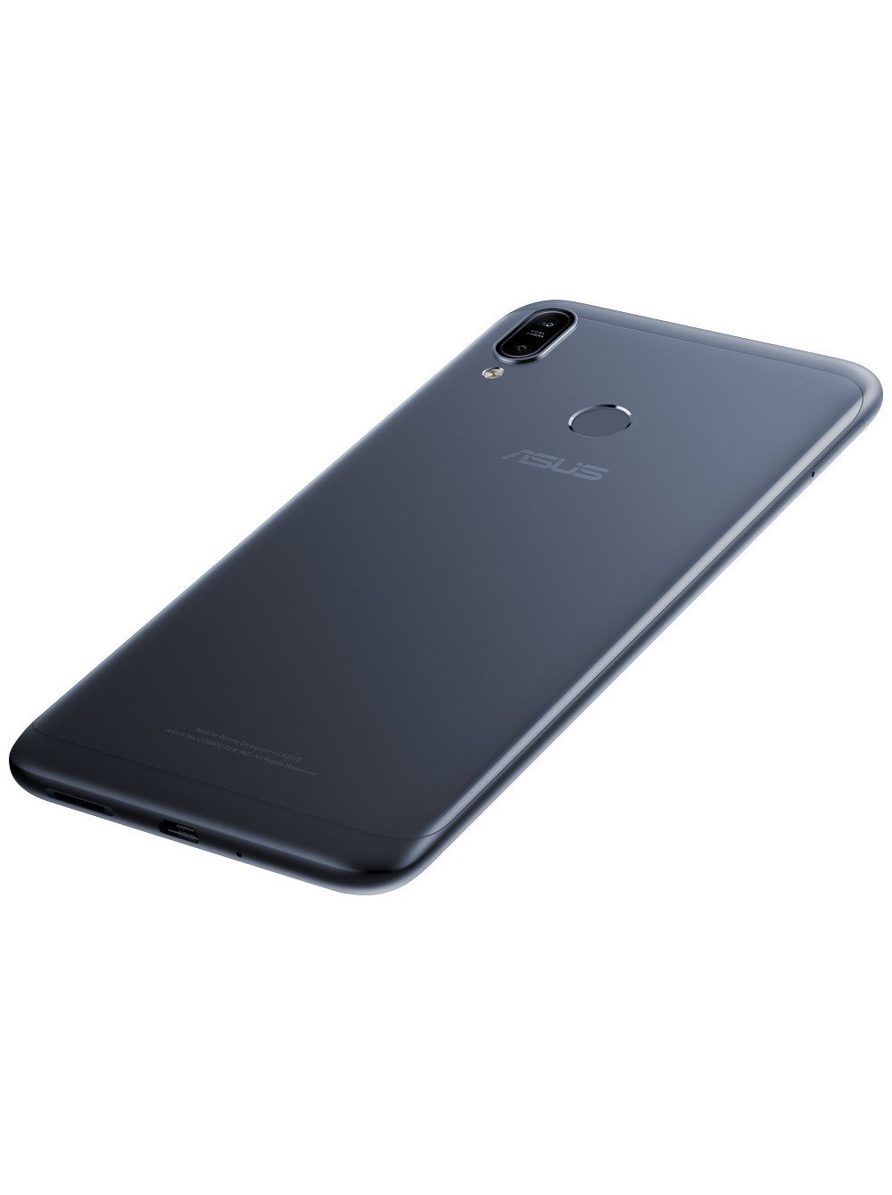 Смартфон Asus ZenFone Max (M2) 4/32G (ZB633KL-4A070EU) Black фото 13