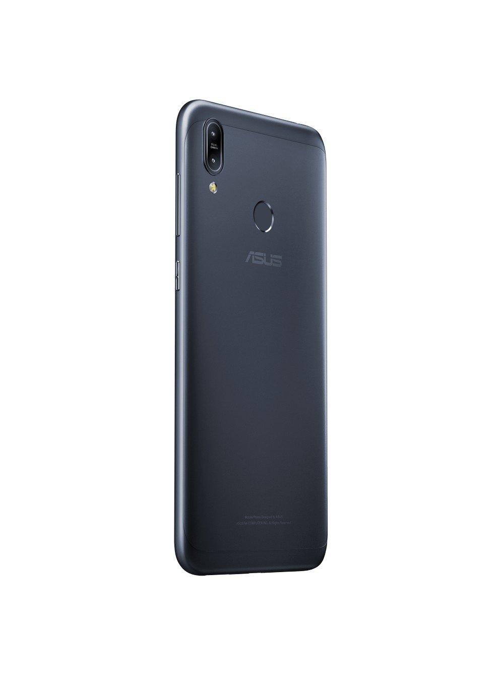 Смартфон Asus ZenFone Max (M2) 4/32G (ZB633KL-4A070EU) Black фото 9