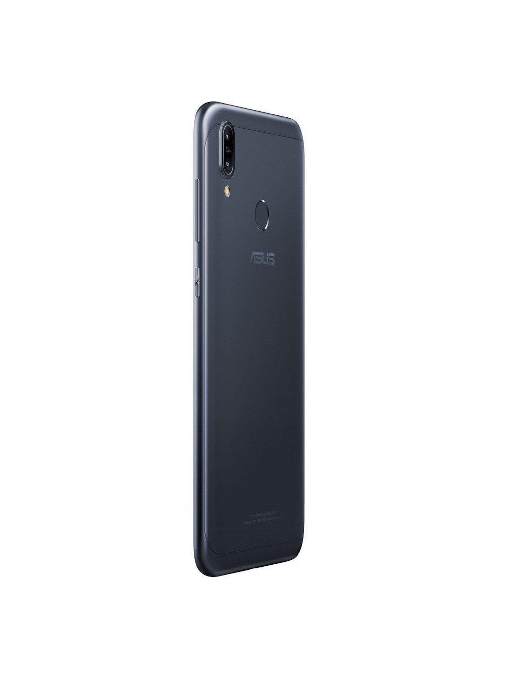 Смартфон Asus ZenFone Max (M2) 4/32G (ZB633KL-4A070EU) Black фото 10