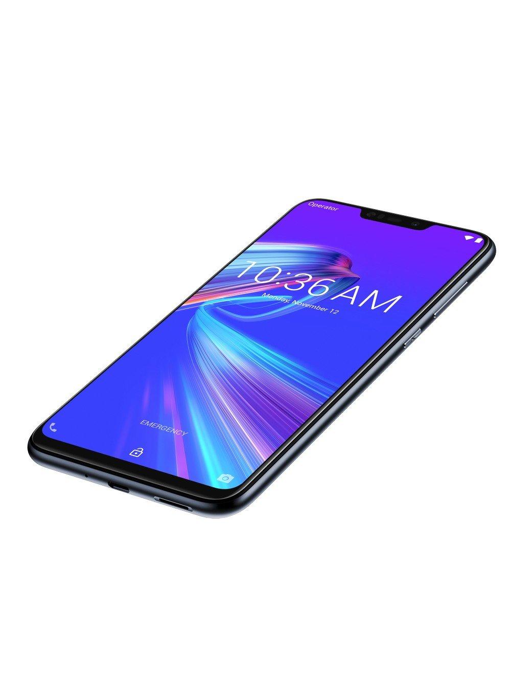 Смартфон Asus ZenFone Max (M2) 4/32G (ZB633KL-4A070EU) Black фото 7