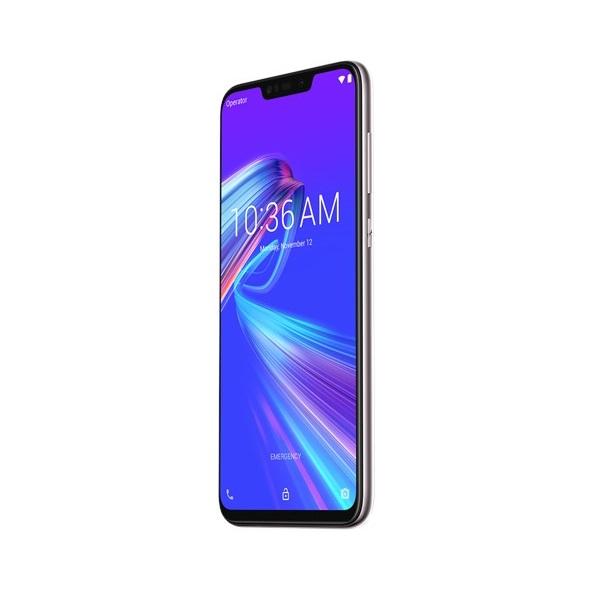 Смартфон Asus ZenFone Max (M2) 4/32G (ZB633KL-4J072EU) Silver фото 2
