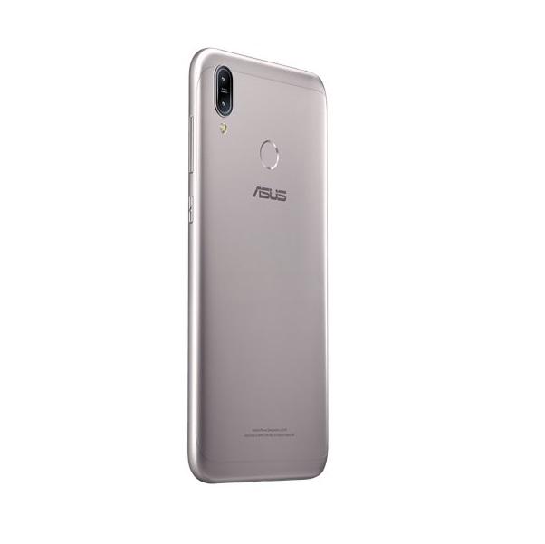 Смартфон Asus ZenFone Max (M2) 4/32G (ZB633KL-4J072EU) Silver фото 3