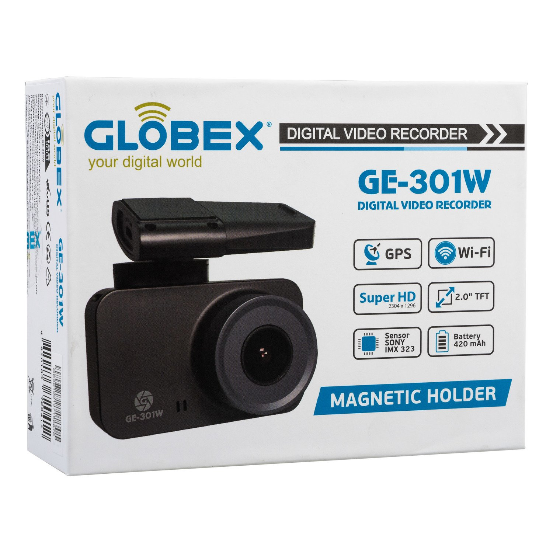 Видеорегистратор Globex GE-301W фото 9