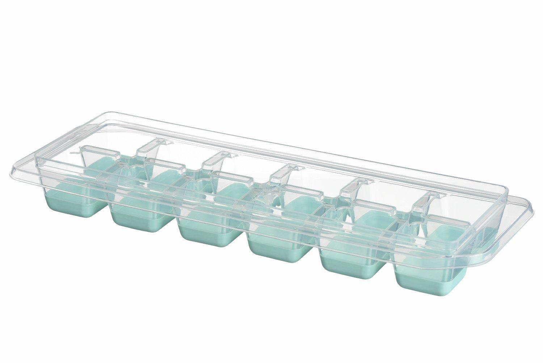 Форма для льда Ardesto Fresh голубая с крышкой (AR1101TP) фото 2