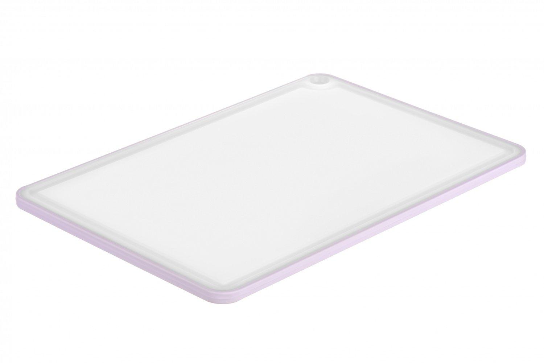 Доска кухонная Ardesto Fresh лиловая 205х290 мм (AR1401LP) фото 2