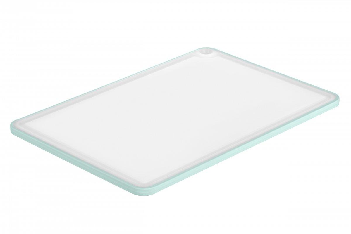 Доска кухонная Ardesto Fresh голубая 205х290 мм (AR1401TP) фото 2
