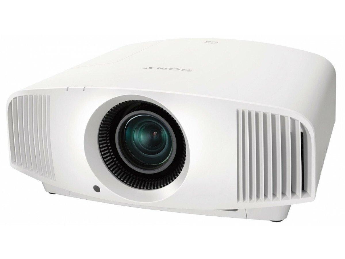 Проектор для домашнего кинотеатра Sony VPL-VW270 White (SXRD, 4k, 1500 lm) (VPL-VW270/W) фото