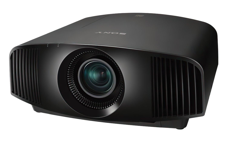 Проектор для домашнего кинотеатра Sony VPL-VW270 Black (SXRD, 4k, 1500 lm) (VPL-VW270/B) фото