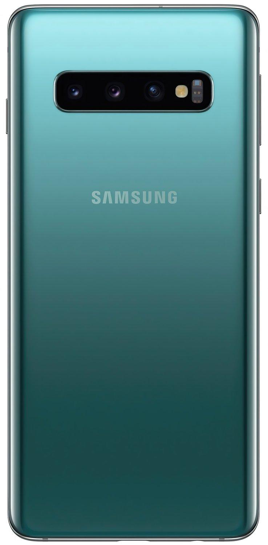 Смартфон Samsung Galaxy S10 G973F Green фото 5