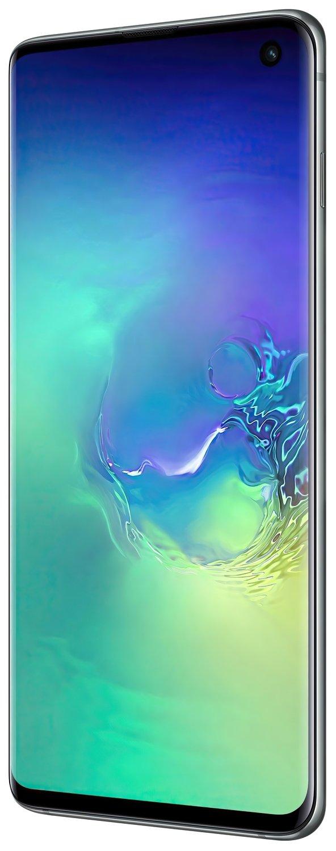 Смартфон Samsung Galaxy S10 G973F Green фото 2