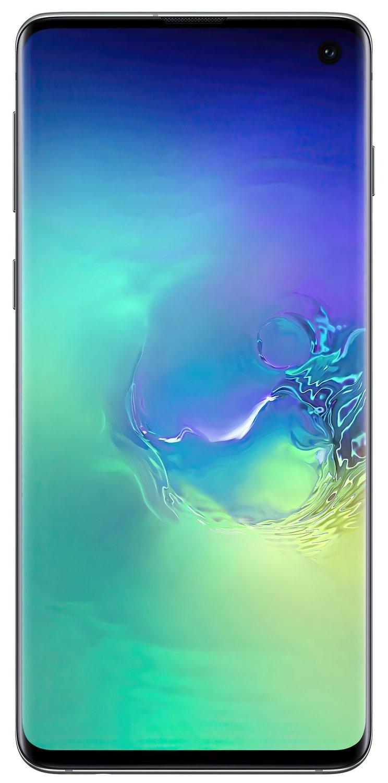 Смартфон Samsung Galaxy S10 G973F Green фото 3