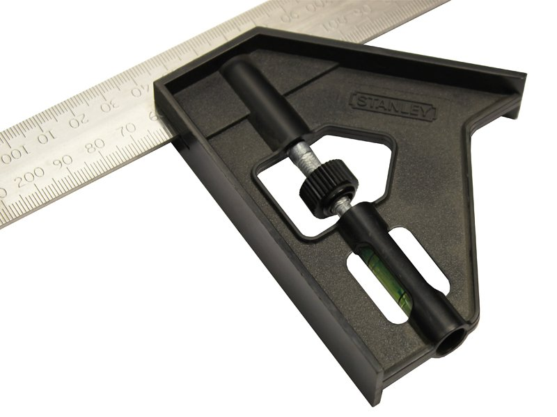 Угольник комбинированный Stanley (2-46-017) фото 4