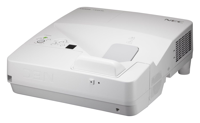 Ультракороткофокусный интерактивный проектор NEC UM352Wi, Multi-Touch (3LCD, WXGA, 3500 ANSI Lm) (60003955) фото
