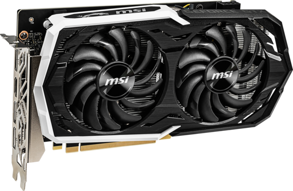 Видеокарта MSI GeForce GTX 1660 Ti 6GB GDDR6 Armor OC (GF_GTX_1660_TI_ARMOR6GOC) фото 3