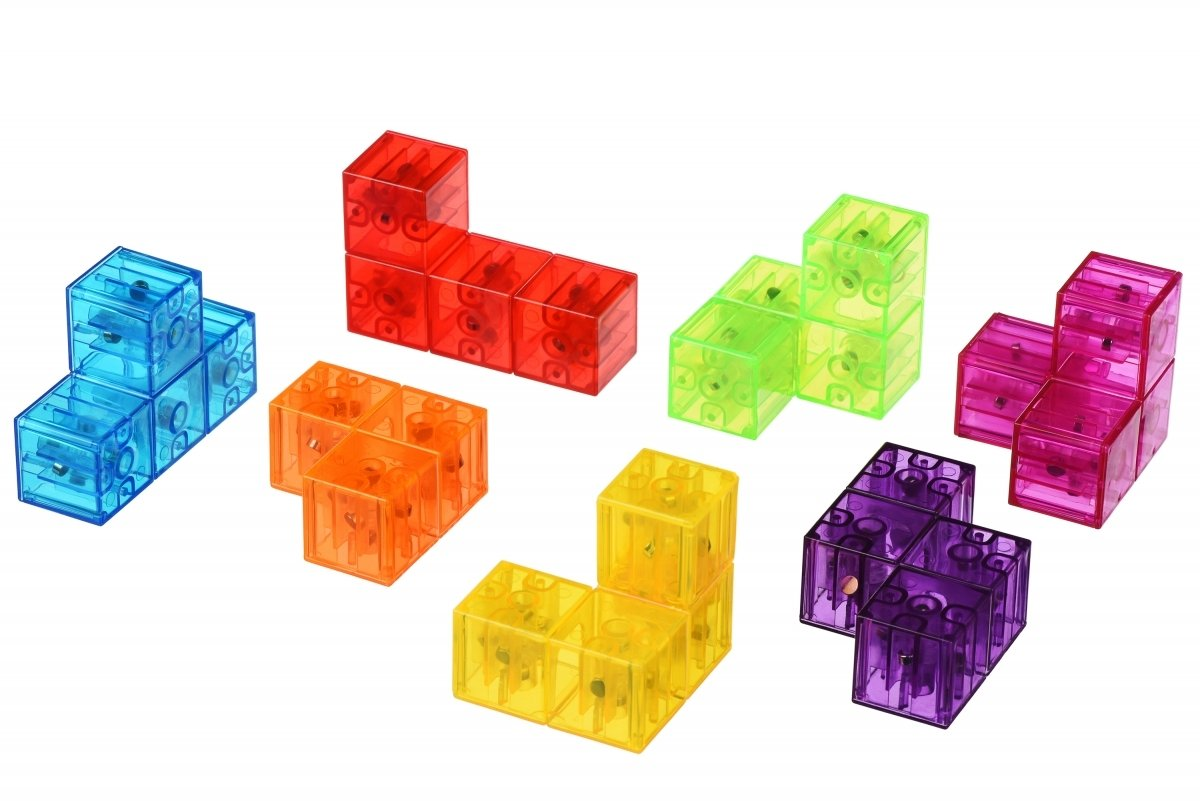 Головоломка Same Toy IQ Magnetic Click-Puzzle (730AUT) фото 3