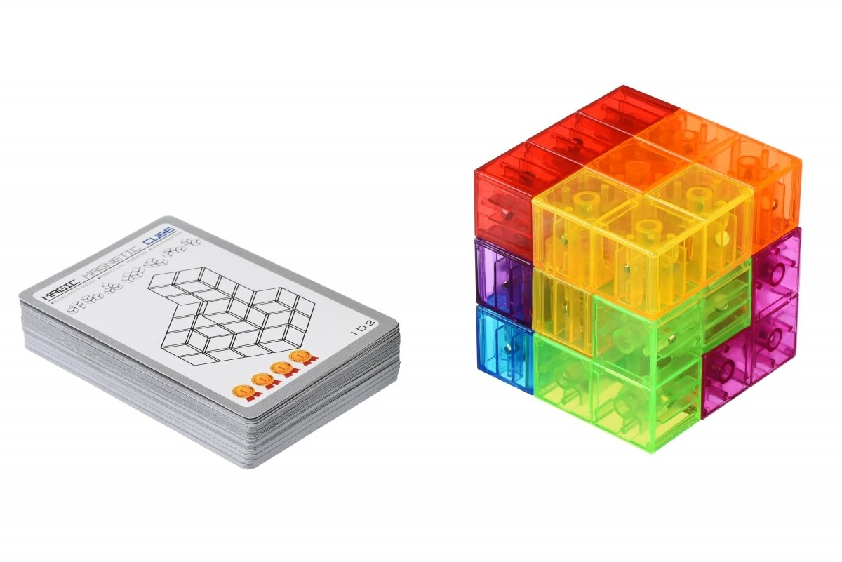 Головоломка Same Toy IQ Magnetic Click-Puzzle (730AUT) фото 4