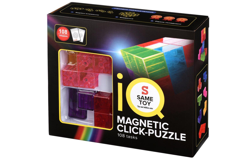 Головоломка Same Toy IQ Magnetic Click-Puzzle (730AUT) фото 6