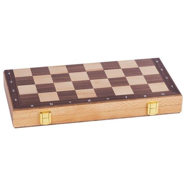 Настольная игра goki Шахматы в деревянном футляре (56922G) фото 3