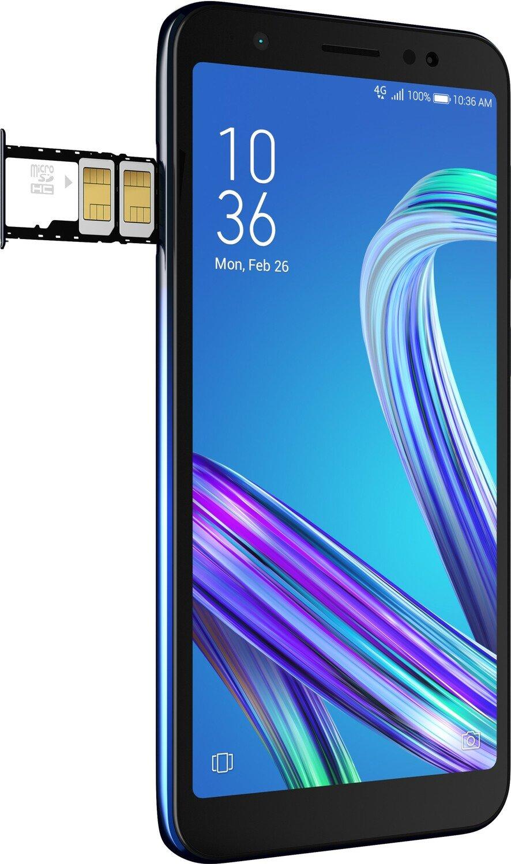 Смартфон Asus ZenFone Live (L2) 2/32Gb (ZA550KL) Cosmic Blue фото 5