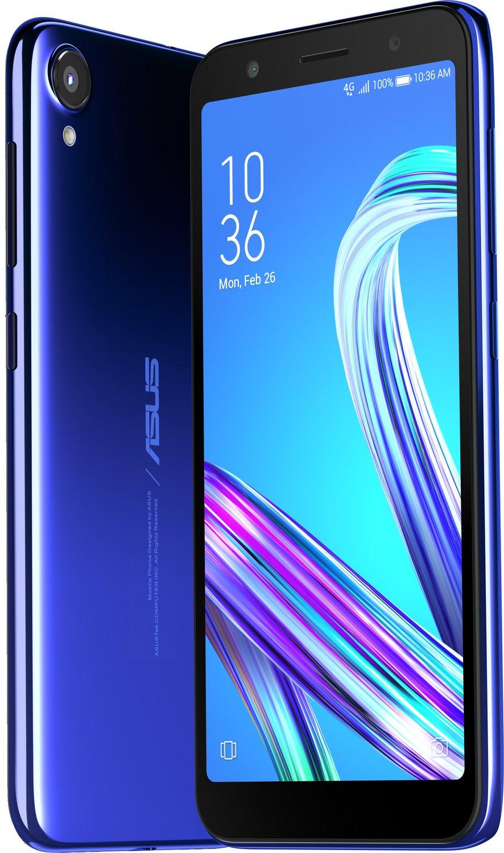 Смартфон Asus ZenFone Live (L2) 2/32Gb (ZA550KL) Cosmic Blue фото 4