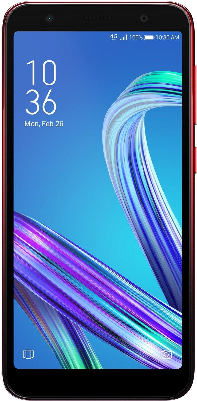 Смартфон Asus ZenFone Live (L2) (ZA550KL-4C138EU) 2/32 GB DS Gradient Red фото 3